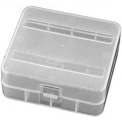 Caja protección de Baterías 2x26650/25500