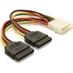 Conectores Sata-Molex con Cables