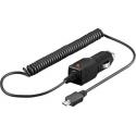 Adaptador Mechero 12v cableado para móviles