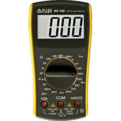 Multímetro Digital AX100 Multifunción