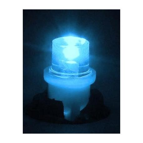 Bombillas T10 W5W 1 Led Azul 12v