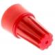 Conector rápido de empalme ST130 Rojo