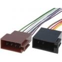 Conectores ISO de Altavoz de Automóvil