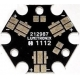 Pcb redondo Star 21mm para 3 Led CREE XP-G, XT-E