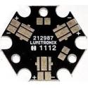 Pcb para 3 Led Cree XP-G, XT-21mm