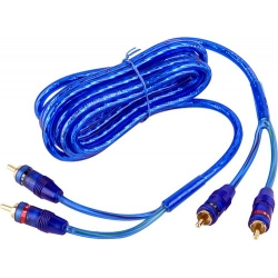Conectores cableados RCA Car Audio