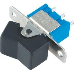 Conmutador basculante L103 3 posiciones con enclavamiento sin retorno