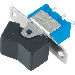 Pulsador conmutado basculante L101 1 posicion