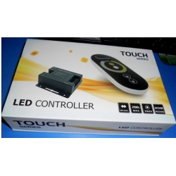 Controlador Touch para Led Bicolor 12/24v.288w