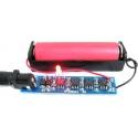 Mini Pcb Cargadores Litio 5v-TP4056