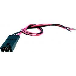 Conector 70543 con Cables para Baterías