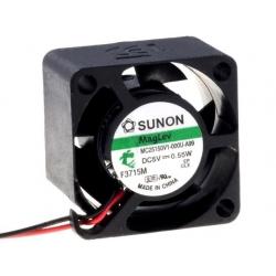 Ventilador refrigeración de 5v.de 25x25x15mm