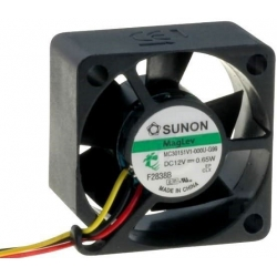 Ventilador 12v 30x30x15mm SUNON MC30151