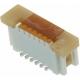 Conectores Molex MX FPC-Zif SMD 6pin vert