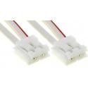 Conectores JST EH 2.50mm de 2 pin Macho Cables