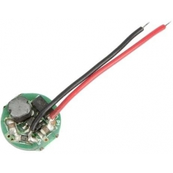 Driver de corriente 12mm 8084 para LED 350-400mA 1 modo 12mm