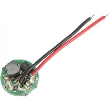 Driver de corriente 12mm 8084 para LED 350-400mA