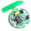 Driver Led Xml 5 modos-17mm para Trustfire Z3