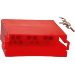 Juego Conectores Mini ISO 20pin