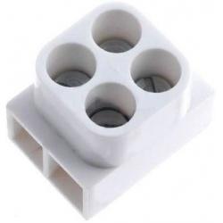 Bornas de Tornillos de Polomel 2 y 3 Contactos