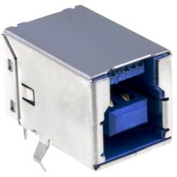 Conectores USB-B 3.0 Pcb Hembras
