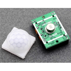 Mini Sensor Pir temporizado