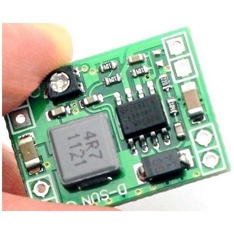 Mini Fuente Dc-Dc.Step-Down 0.8-20v LM2596 3A