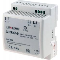 Fuentes de Alimentación Carril Din-GHDR Voltaje Constante