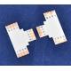Conector PCB de empalme T de Tiras de Led RGB