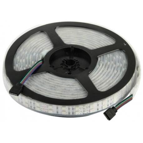 Tiras flexible de 120 Led 5050 Tube IP68 12v RGB