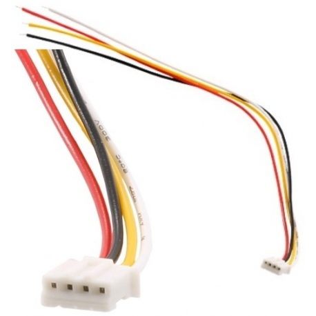 Conector Cable JST-PH 2mm 4pin