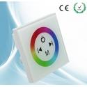 Controlador Dimmer Touch TM08 para Led 12-24v.12A