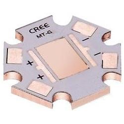 PCB Star 20mm de Cobre para CREE MTG