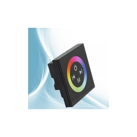 Dimmer Touch panel para Led 12-24v.12A.