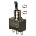 Interuptor de palanca vertical 1C2P-5.7