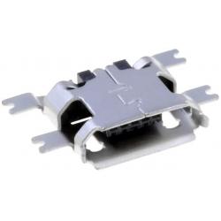 Conector Micro USB-B Hembra PCB SMd 5 pin ADAM