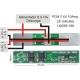 PCM-Baterías de Litio-Li-Po 7.4V 10A.LI02S6-166