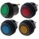 Interruptor basculante 13112 IP65 (Rocker) 2 posiciones Neon