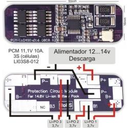 Pcm-Lipo-11.1v-10A.LI03S8-012