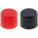Botones para Pulsadores 3.6x5mm Tact-Switch