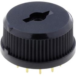 Conmutador giratorio de 12 posiciones RS5