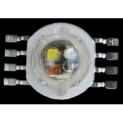Led 4w RGB-W 8 pin