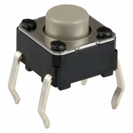 Pulsador Tact Switch de 6x6mm B3F 4.3