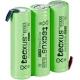 Batería NI-MH TECXUS Recargable AA de 3.6v.