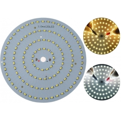 Módulo Pcb de 90 led 9w de 100mm