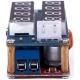 Fuente DC-DC step-down Voltimetro-Amperimetro 5A