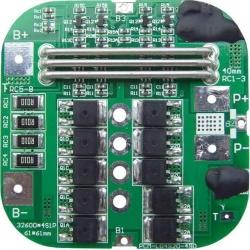 PCM para Baterías de Litio-Li-Po 14.8v.PCM L04S20