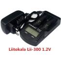 Cargador Inteligente LiitoKala LI300 USB para Litio
