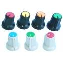 Botones para Potenciometros 15x17mm