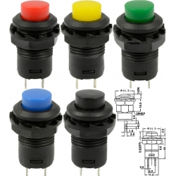 Interruptor de panel de 14x24mm